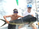 Dorado fishing with the kid costa rica fishing charter tours.jpg - thumbnail