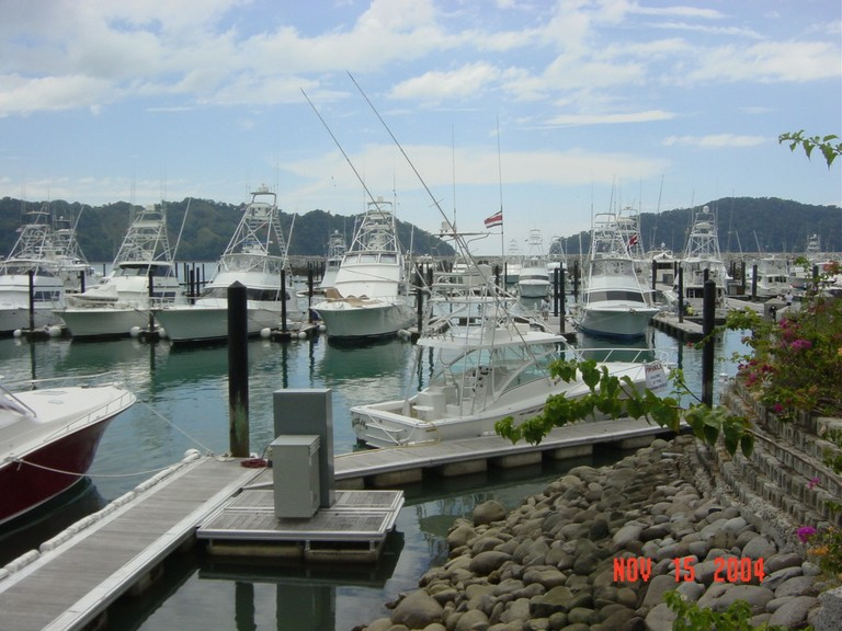 Marinas of Costa Ricas Pacific Ocean boats.JPG - big