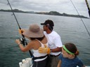 Family Fishing fishing charters tours costa rica pacific coast - thumbnail