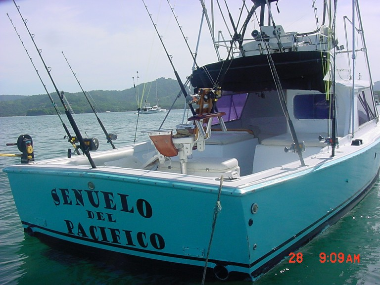 SENUELO DEL PACIFICO Fishing Charter - big