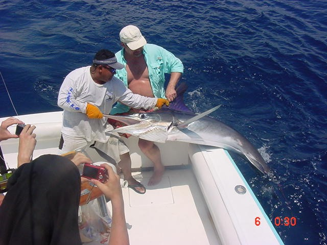 Sport Fishing Charter Trips in Costa Rica Pacific Coast - big