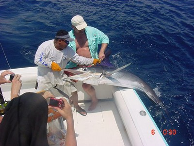 Sport Fishing Charter Trips in Costa Rica Pacific Coast - small