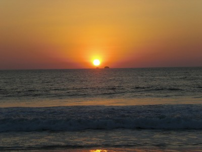 Sunset after a long day out fishing costa rica.JPG - small